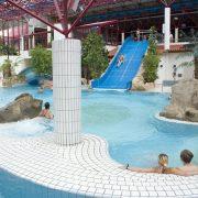 Subtropisch zwembad Vitamar in Bad Lauterberg